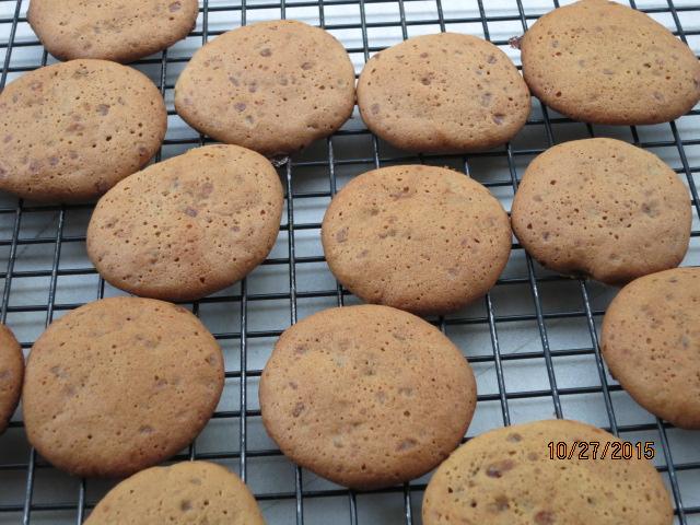 IMG_9583: Muscovado Sugar Cookies