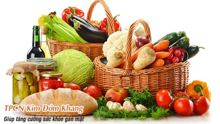 Chăm sóc tốt người bệnh sỏi mật bằng cách xây dựng chế độ ăn lành mạnh