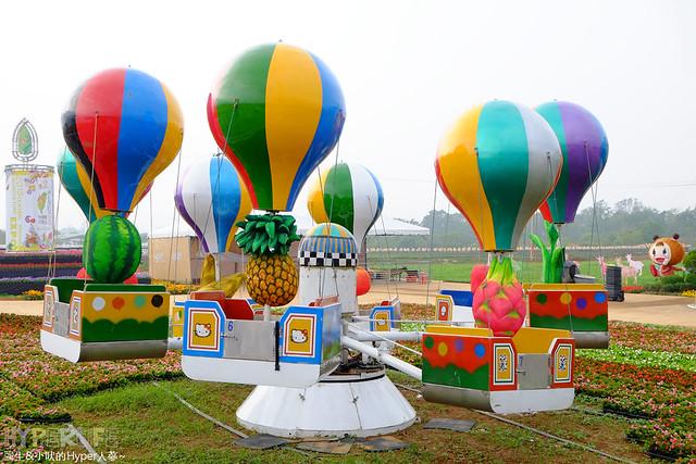 2015台中新社花海43