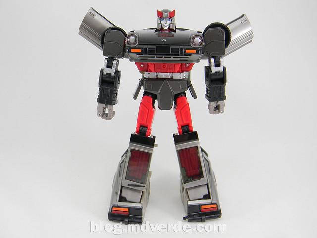 Transformers Streak - Masterpiece - modo robot