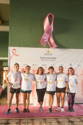 Iberostar apoya la lucha contra el cáncer de mama a través de la carrera