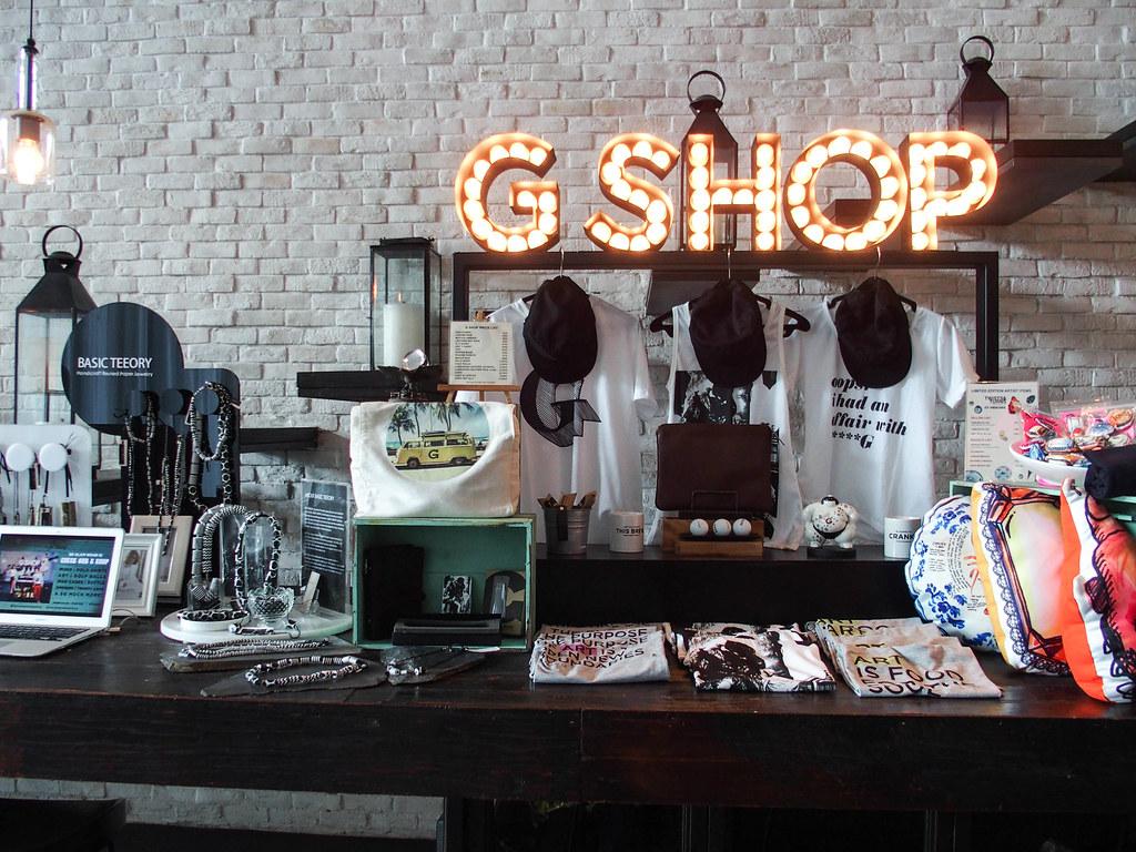 pullman g shop
