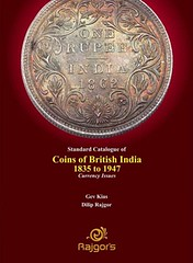 Standard Catalogue of Coins of British India
