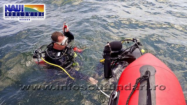 fotografii cursuri scufundari