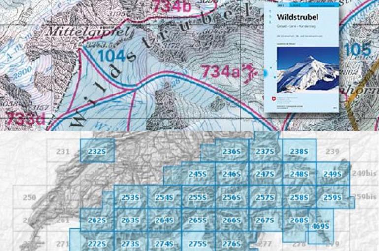 Základní informace o topografické mapě