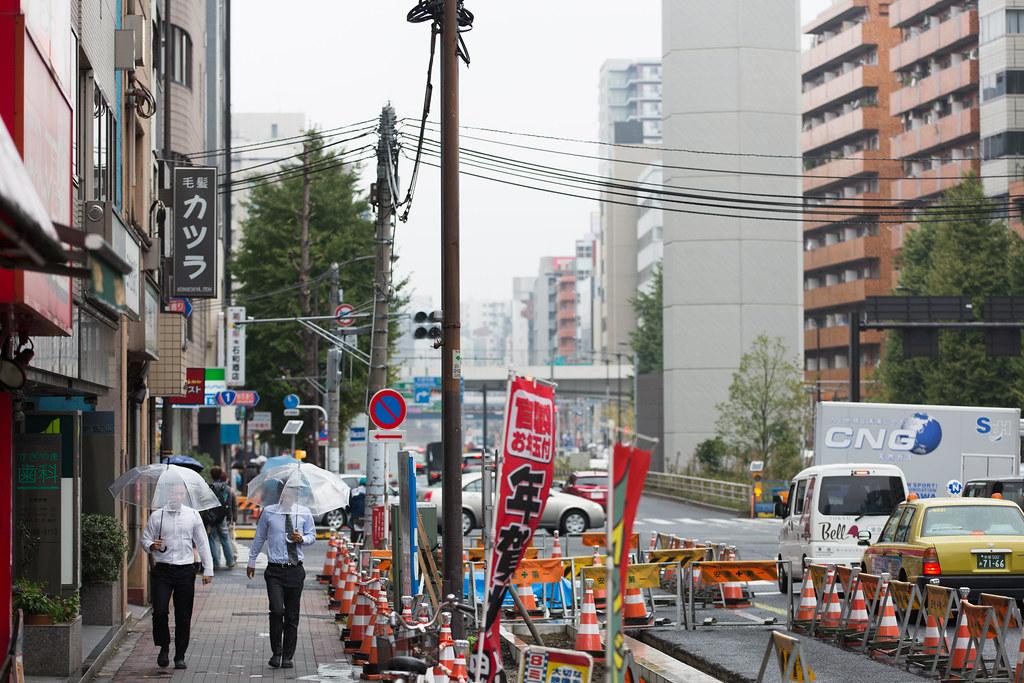 Nishigotanda 1 Chome, Tokyo, Shinagawa-ku, Tokyo Prefecture, Japan, 0.005 sec (1/200), f/3.5, 120 mm, EF70-200mm f/2.8L IS II USM