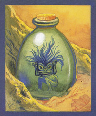 The Spirit in the Bottle by Eric Kincaid