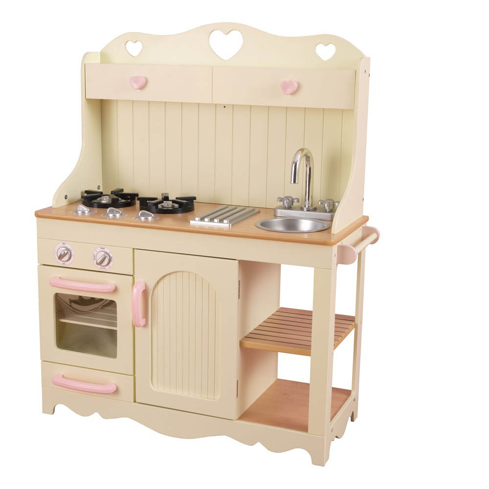 Wood Play Kitchen White The Best Play Kitchens  Paul & Paula