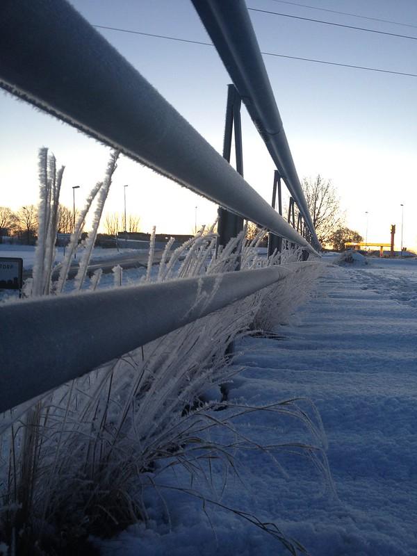 the first snow, åstorp