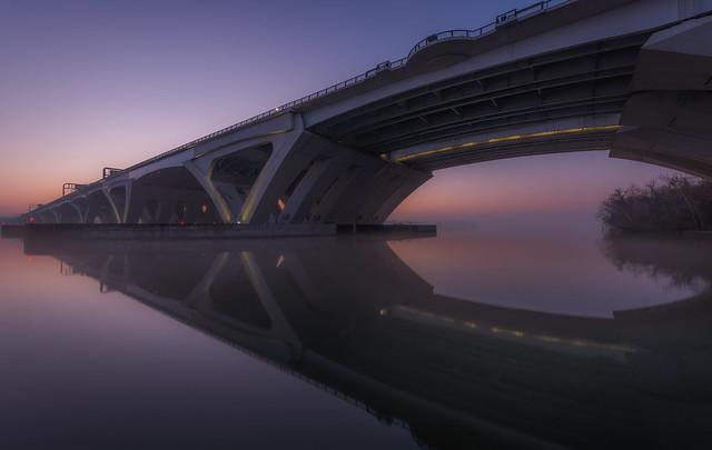 Soft Misty Dawn