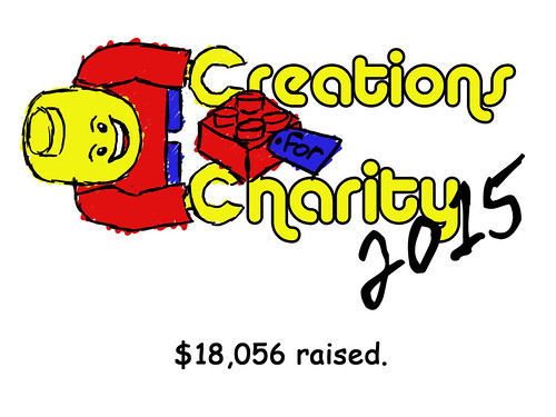 Creations for Charity 2015 final results