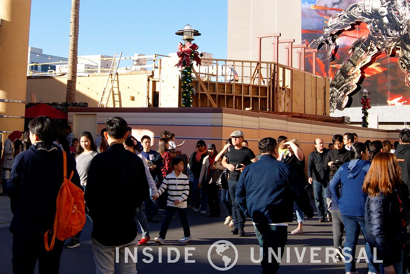 Photo Update: December 19, 2015 - Universal Studios Hollywood - NBCUniversal Experience