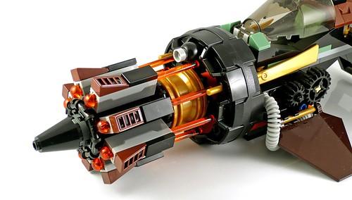 LEGO Ninjago 70747 Boulder Blaster 19
