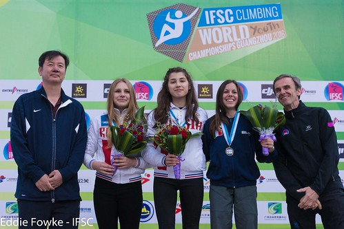IFSC World Youth Championships Guanghzou 2016