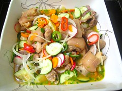 PIG'S FEET SOUSE ( LOVE IT OR HATE IT )