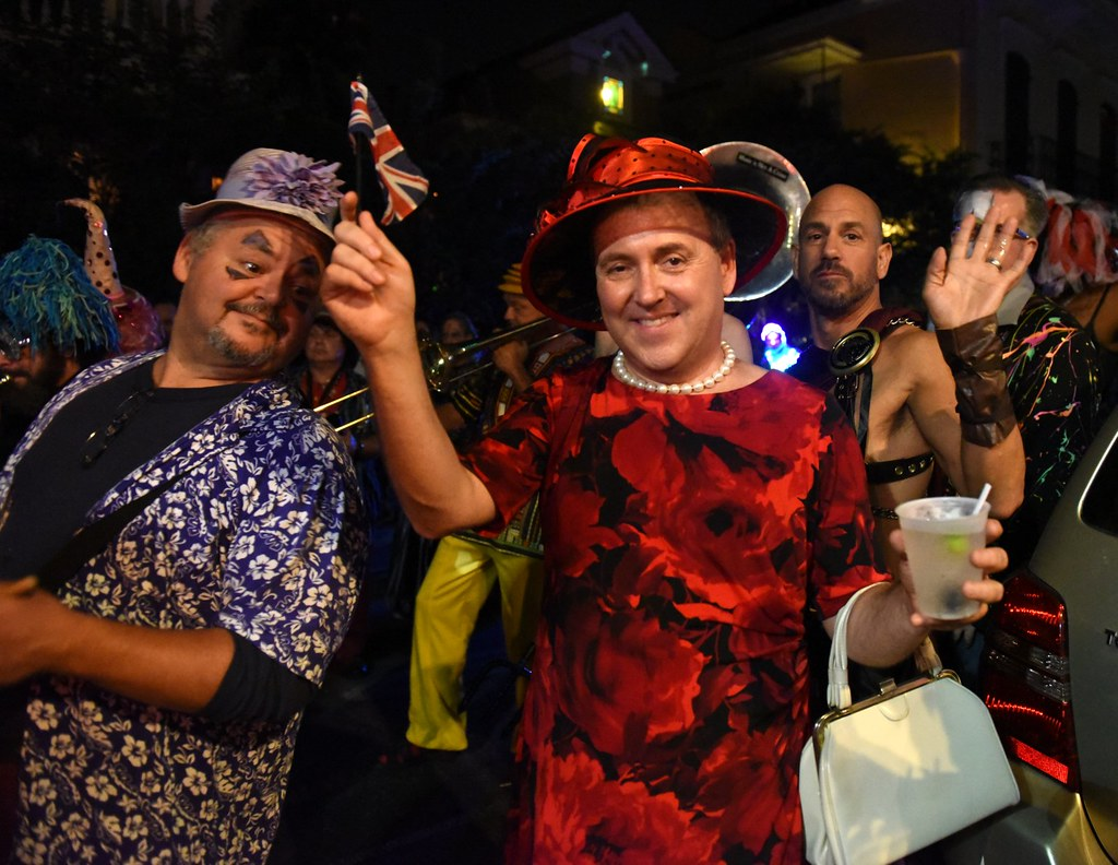 Photos: Saturday's Halloween Festivities Take Over Frenchmen ...