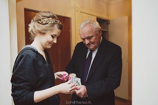 Agnieszka i Piotr - Reportaż ślubny - ZAPAROWANA-11 Fotograf ślubny | Warszawa