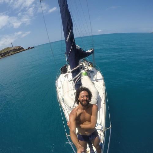 Lembranças de Abrolhos. Que lugar! Que viagem! #abrolhos #veleiro #sail #sailing #bahia