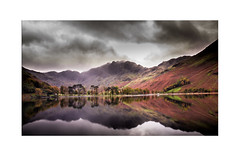 Reflections on Buttermere