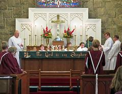 First Holy Communion Ceremony, November 2016