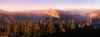 Yosemite Valley at Sunset by Pichaya V. (Zolashine)