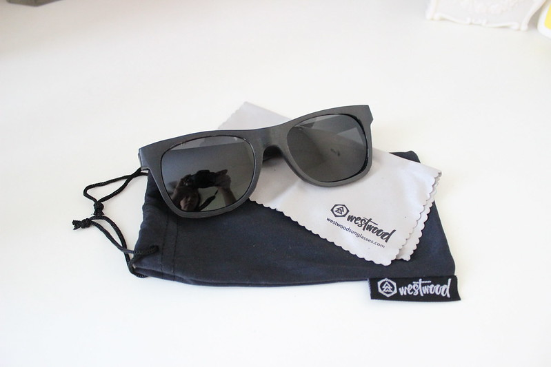05294b23375 I m seriously loving these Westwood Sunglasses. These are the classics in  Coal. For some reason