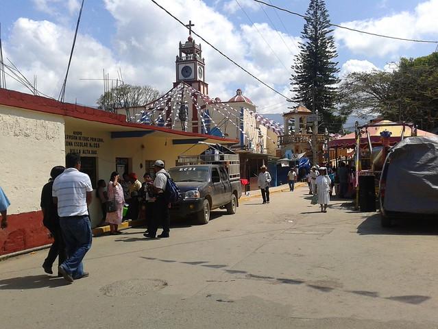 Gobierno de Oaxaca, En marcha Instancia de la Mujer y Módulo para el Desarrollo de las Mujeres en Villa Alta, Oaxaca
