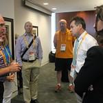 Minister Drew Fagan Tours AC - Parapan