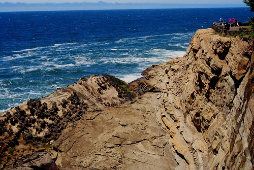 Perspective on the Size of the Cliffs