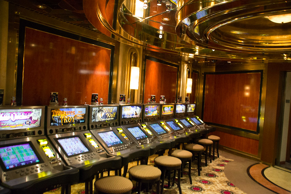 Casino on Celebrity Constellation