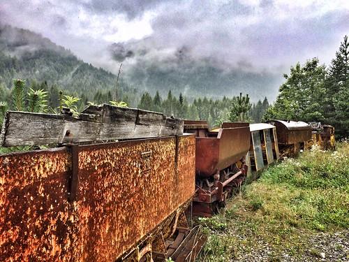 Ghost Train #badbleiberg #austria #kärnten #carinthia