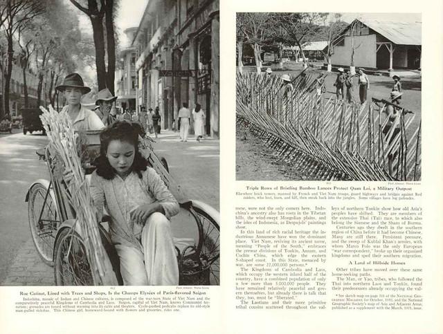 National Geographic April 1951 (2) - CHÂN DUNG ĐÔNG DƯƠNG