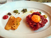 Steak tartare with Jos at THE ROAST ROOM – View on Path.