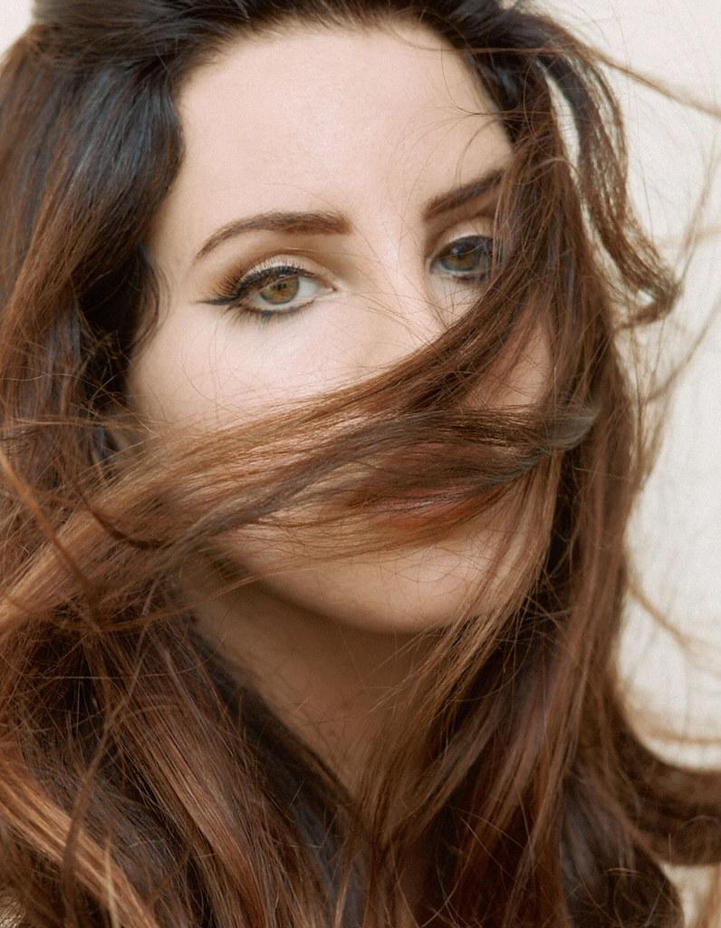 Лана Дель Рей — Фотосессия для «Interview» DE 2015 – 4
