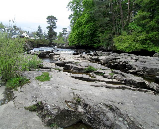 Falls of Dochart (iii)