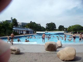 Bad Rappenau swimming pool