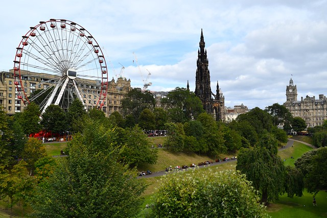 Edinburgh View | www.rachelphipps.com @rachelphipps