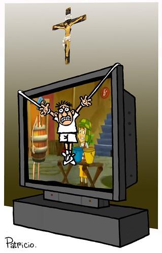 Crucificando a la infancia