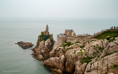 """""""天尽头""""——中国海岸线的最东端"""