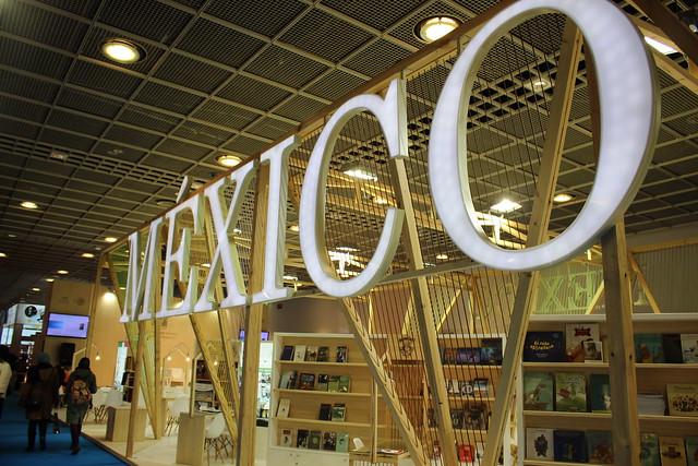 México - Frankfurt Buchmesse 2015