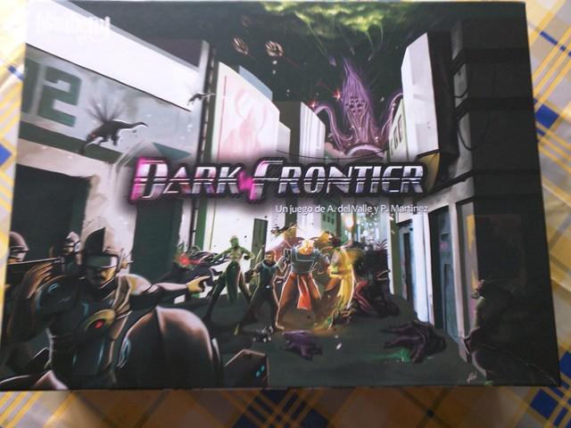 Caja de Dark Frontier
