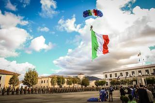 161015 lanzamiento bandera de Italia