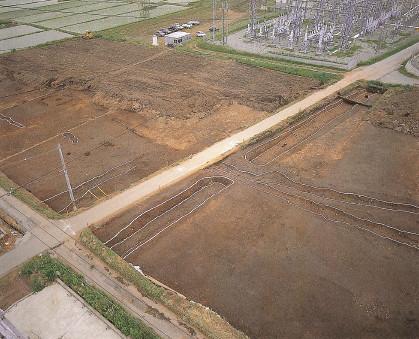 1996年 大道上遺跡発掘調査報告書