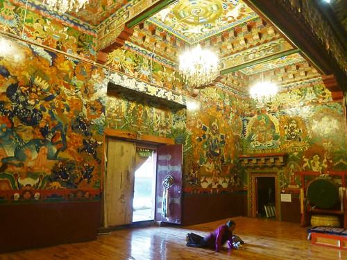CH-Litang-Chode Gompa-Temple (12)