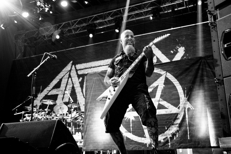 Riot Fest 2015 Day 1 - Anthrax