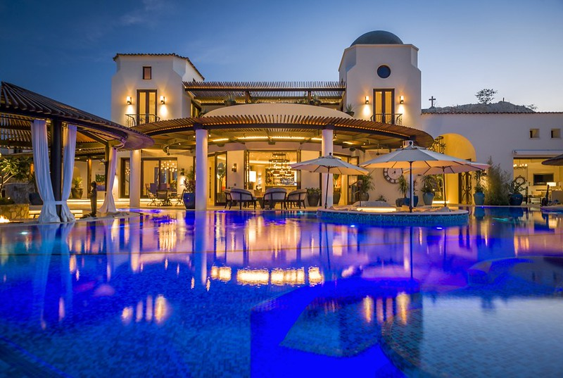 Casa Fryzer в Мексике: цена $25 млн