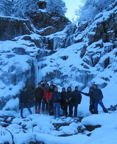 Hike along the gorge Gorelnik (7)