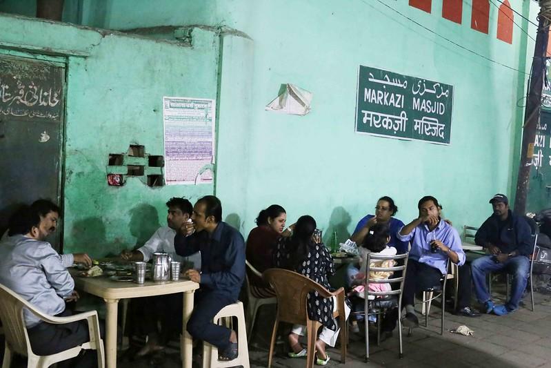 City Walk - Ghalib Street, Hazrat Nizamuddin Basti