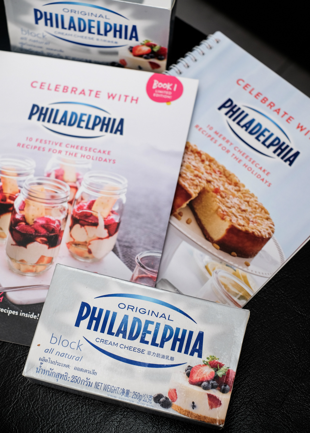Philadelphia Cream Cheese: Cheesecake Recipes For Parties
