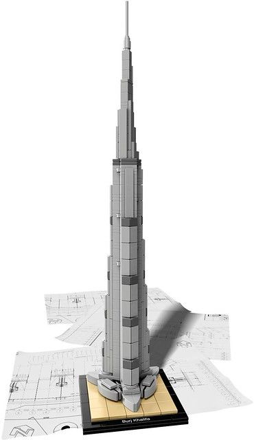 LEGO Architecture 2016   21031 - Burj Khalifa